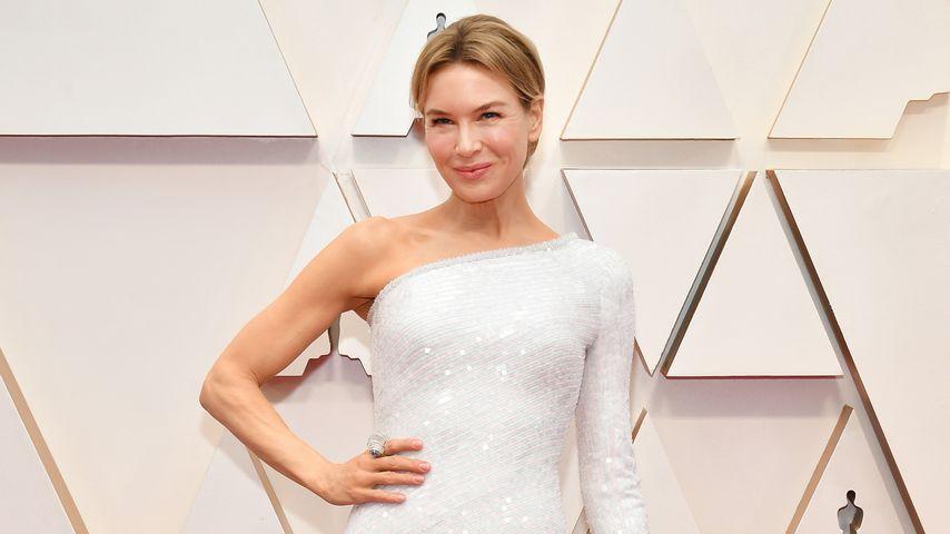 Renée Zellweger bei den 92. Oscars, Februar 2020