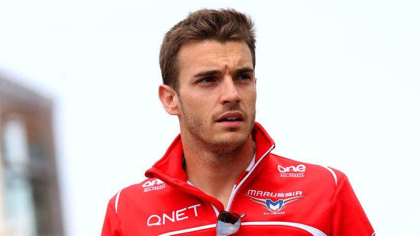Rennfahrer Jules Bianchi im Mai 2014