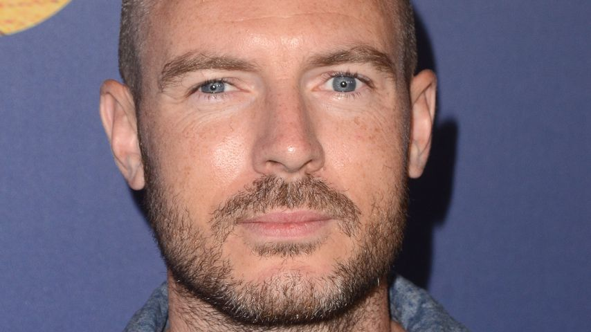 Richard Flood in West Hollywood, September 2018