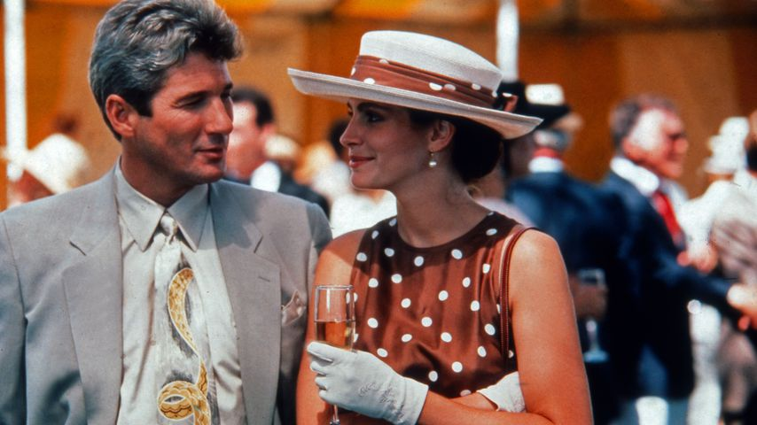 "Richard Gere und Julia Roberts in ""Pretty Woman"""