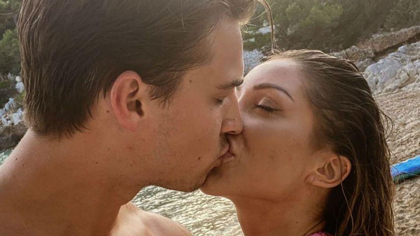 Richard Heinze und Caroline Einhoff, Social-Media-Stars