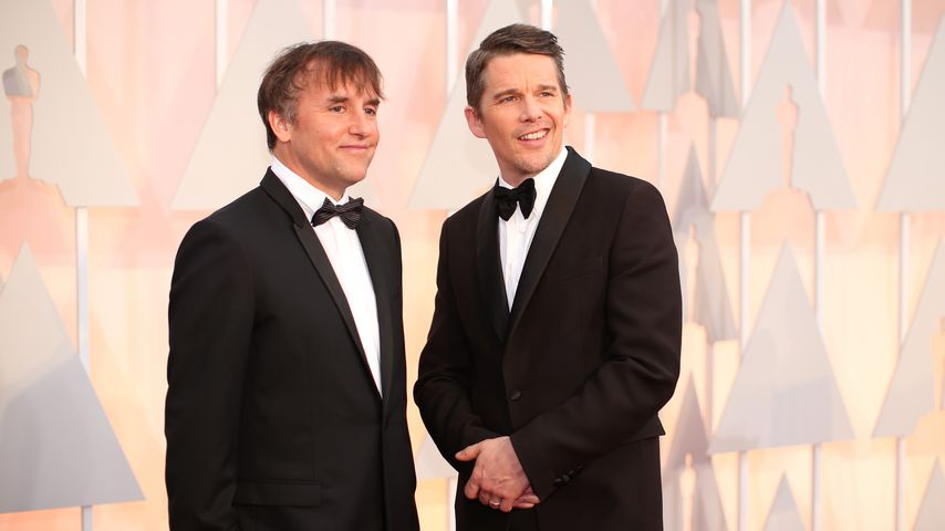 Richard Linklater und Ethan Hawke