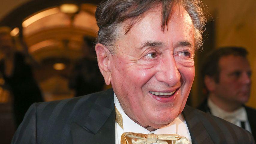 """Intensiver Trost: Richard Lugner (84) mit Ex """"Bambi"""" im Bett"""