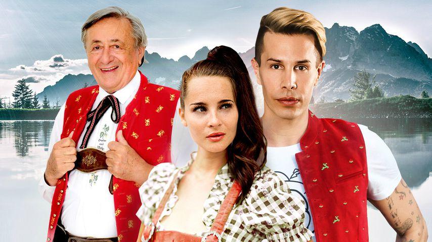 Der Berg ruft! Florian Wess & Nicole Mieth singen mit Mörtel