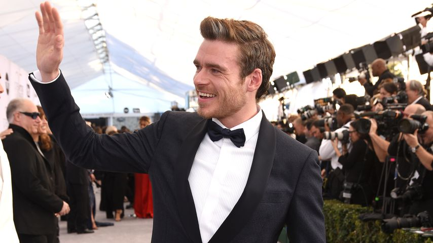 Richard Madden bei den 25. Screen Actors Guild Awards in Los Angeles