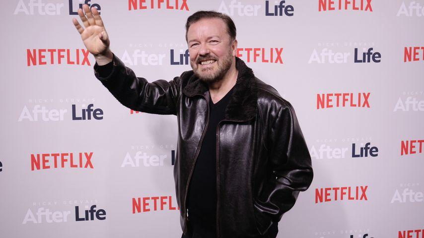 Ricky Gervais, 2019