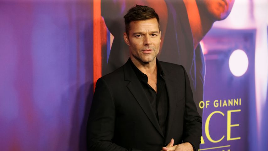 Ricky Martin in Los Angeles