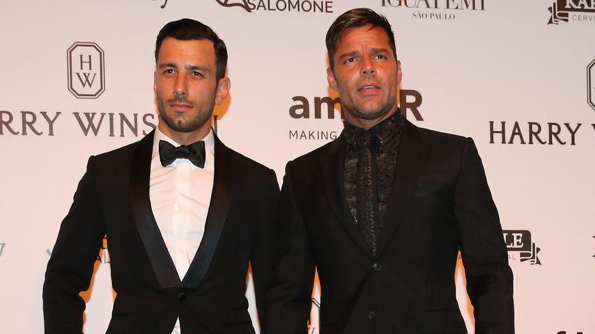 Paar-Debüt! Ricky Martin bestätigt Liebe zu diesem Mann