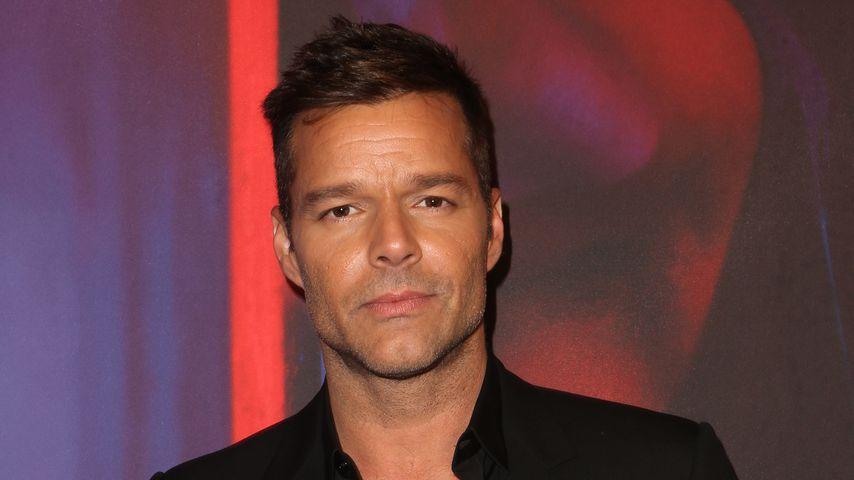Homosexueller Ricky Martin: Offen für Sex mit einer Frau!