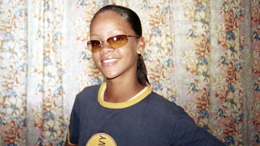 Teenie-RiRi: So hübsch war Rihanna bereits als Jugendliche!