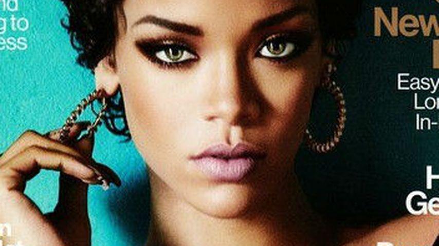Rihanna total verführerisch auf dem Glamour-Cover!