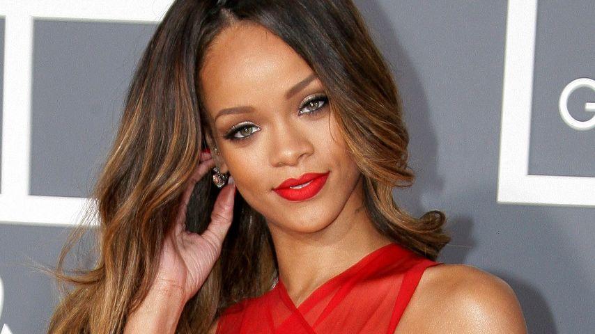 """Rihanna: """"Einbrecher"""" irrt sich in der Hausnummer!"""