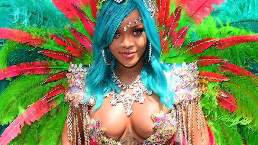 Sängerin Rihanna