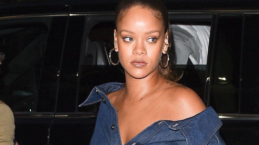Nach Tod ihres Cousins: Rihanna hat Angst um ihre Familie