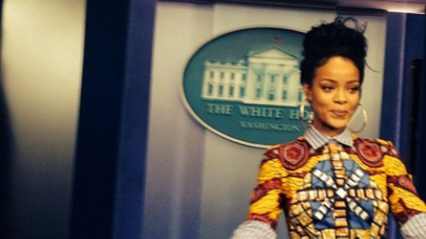 """Rihanna outet sich als großer """"Scandal""""-Fan"""