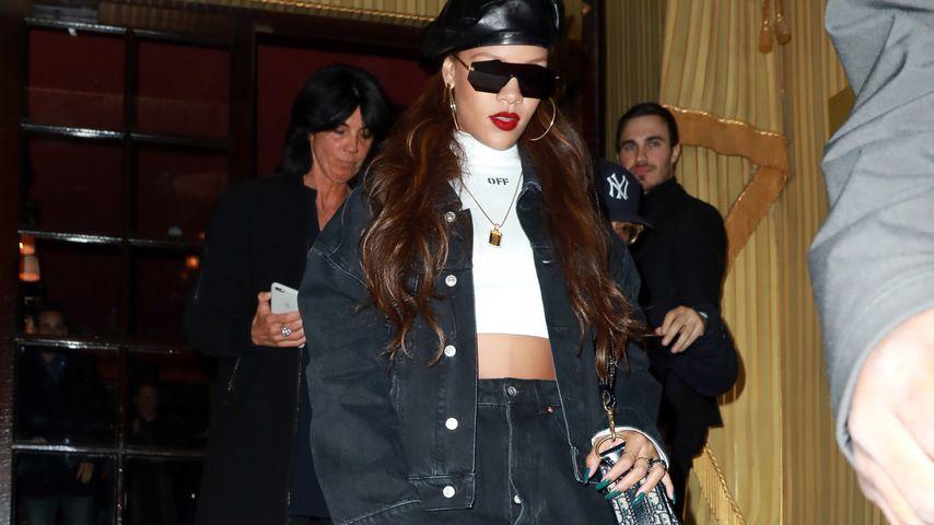 Fashion-Vorbild DMX? Rihanna lässt die 90er wieder aufleben!