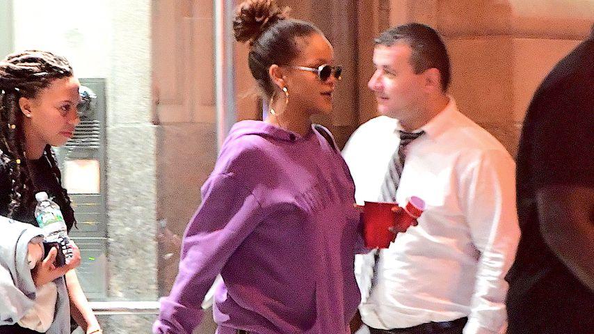 Rihanna im September 2017 in New York