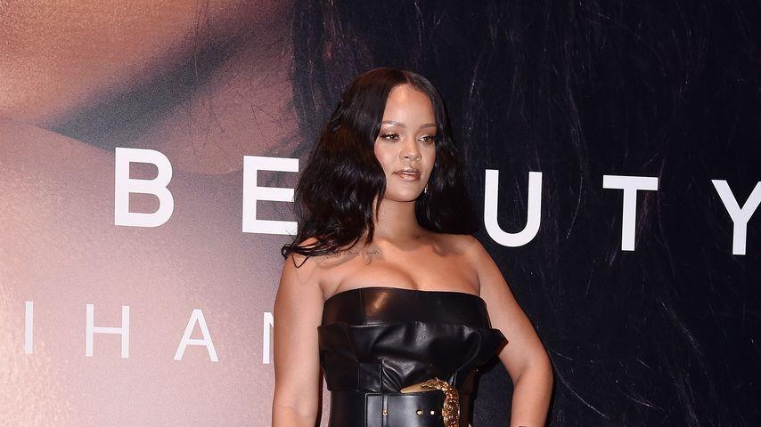 Rihanna bei einem Launch-Event in Mailand