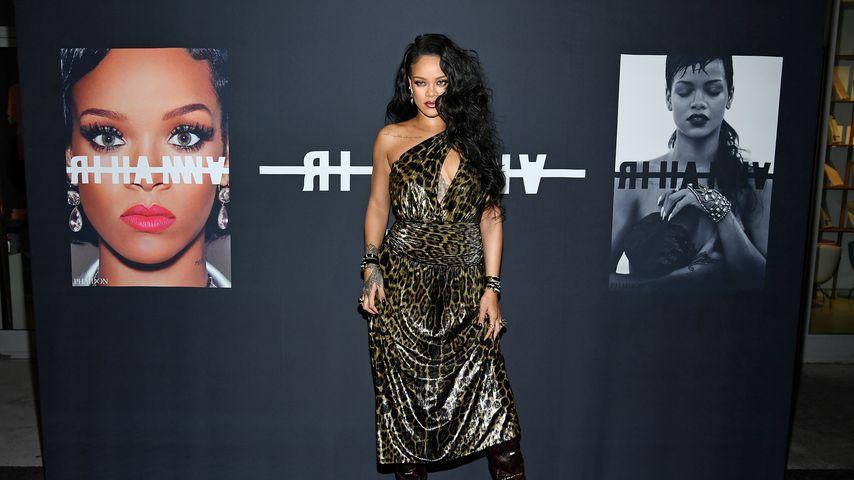 "Rihanna bei der Launch-Party ihrer Autobiografie ""Rihanna"""