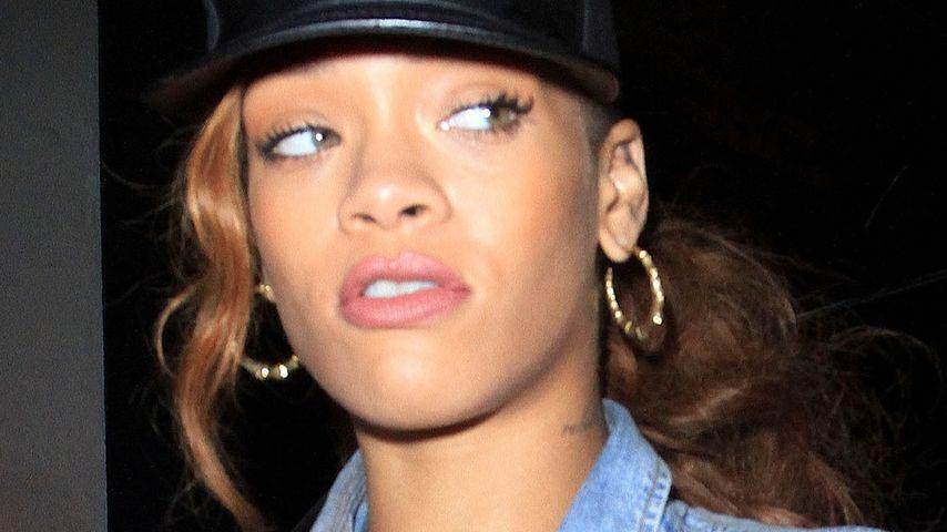 Fetzig! Rihannas cooler Jeans-Style