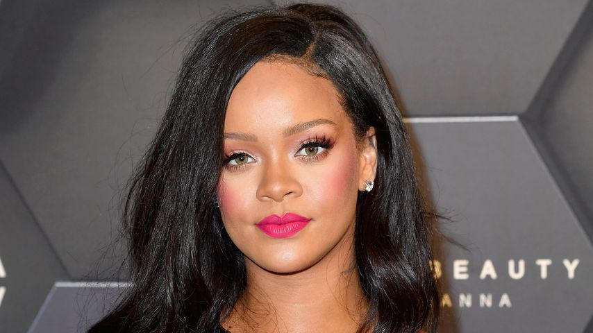 Rihanna bei einem Fenty Beauty-Event im Septmeber 2018 in New York