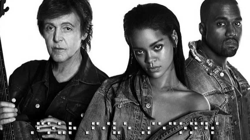 Endlich! DAS wird Rihannas neues Musik-Video