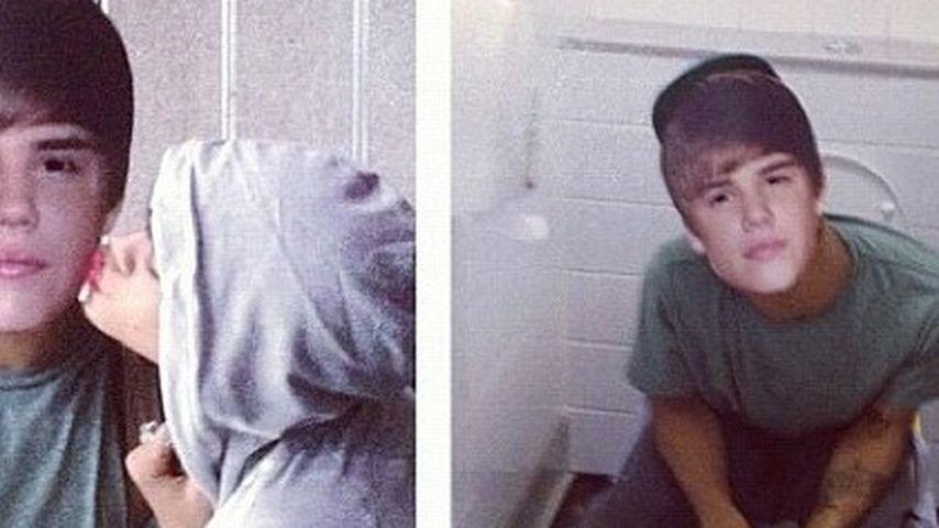 Justin Bieber: Vor Klo-Besuch von Rihanna geküsst