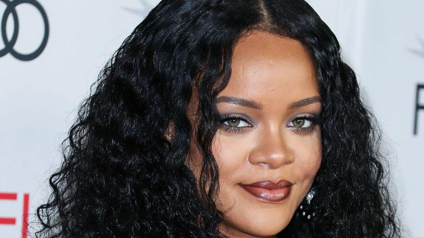 Sängerin Rihanna im November 2019