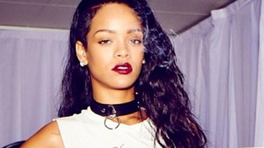 """Rihanna: Für Drake nur eine """"Ersatzfreundin""""!"""
