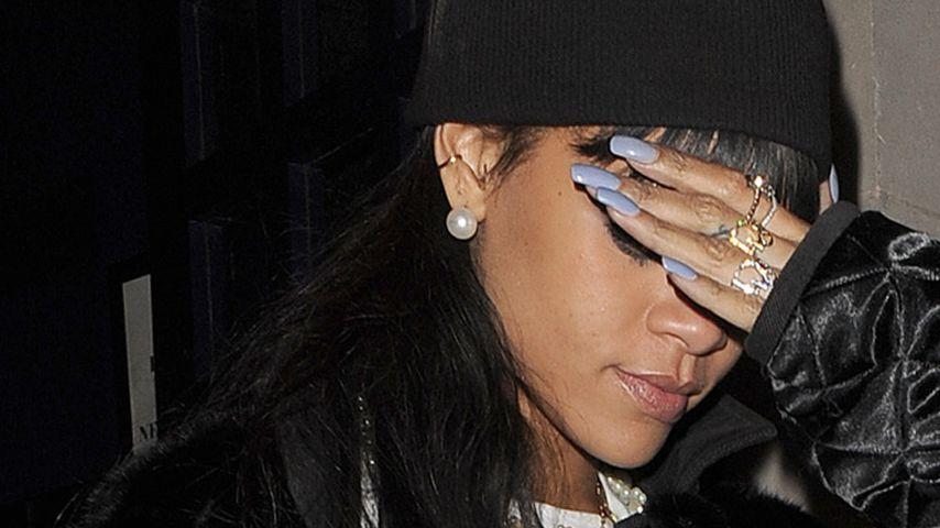 Rihanna: Ihr Stalker sitzt jetzt hinter Gittern
