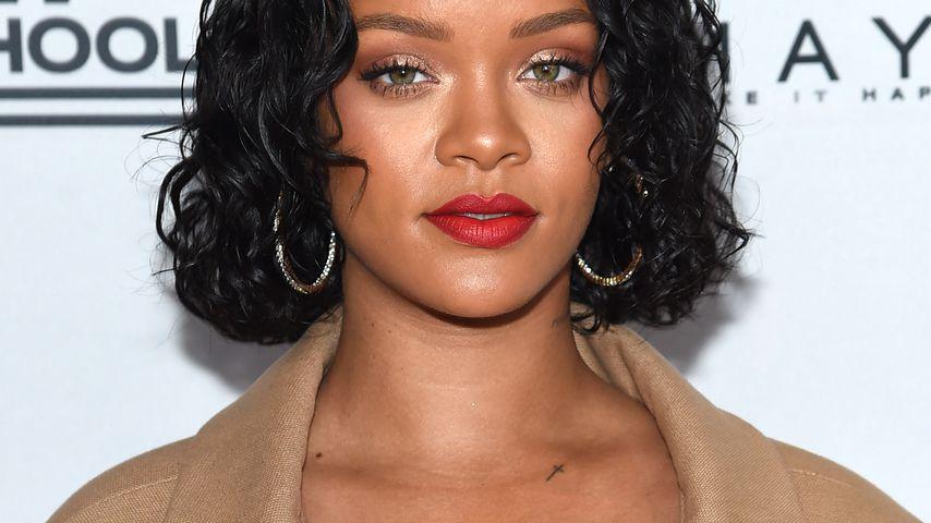 Rihanna bei der Parsons Benefizgala in NYC im Mai 2017