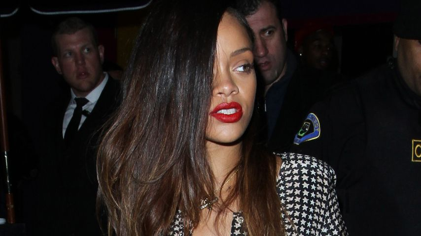 Rihanna: Drogenfund im Tourbus!