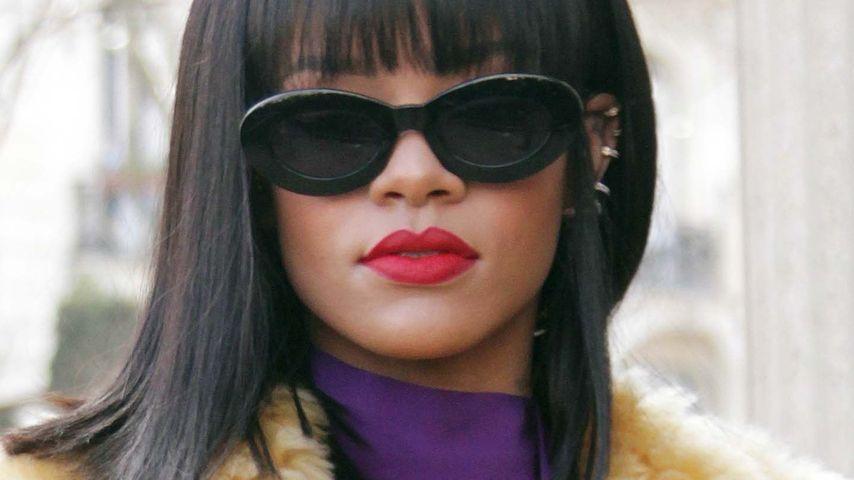 Rihanna: Sind ihr die Nackt-Bilder selbst zu heiß?