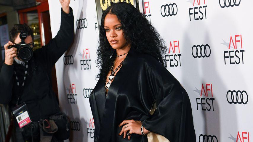 Rihanna bei einer Filmpremiere, 2019