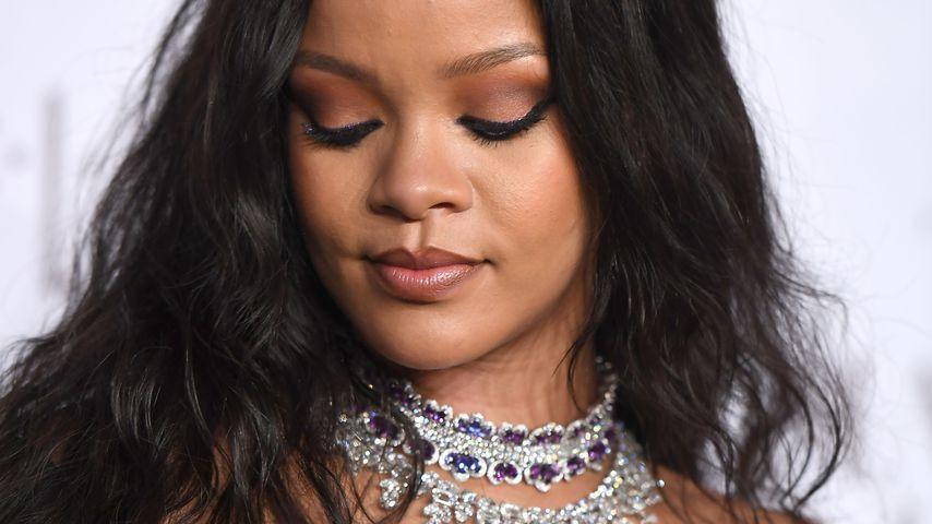 Rihanna in New York City, September 2017