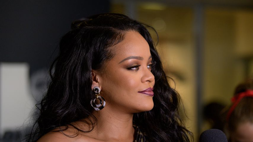 Rihanna im Oktober 2019 in New York
