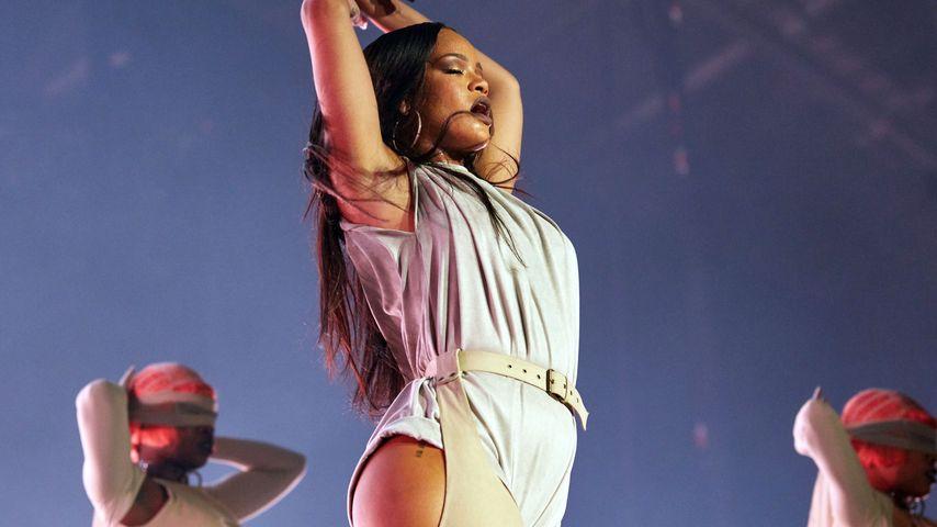 90 Minuten & null Bock: Rihanna kassiert üble Köln-Kritiken!
