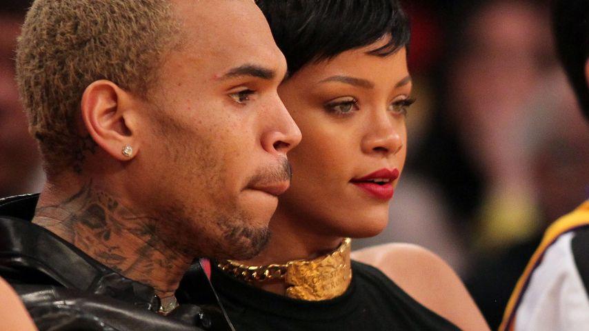 Liebes-Comeback für Rihanna und Chris Brown?!