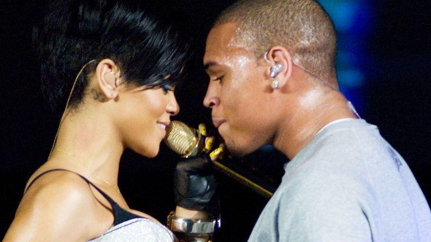 Chris Brown: Grammy-Performance mit Rihanna?