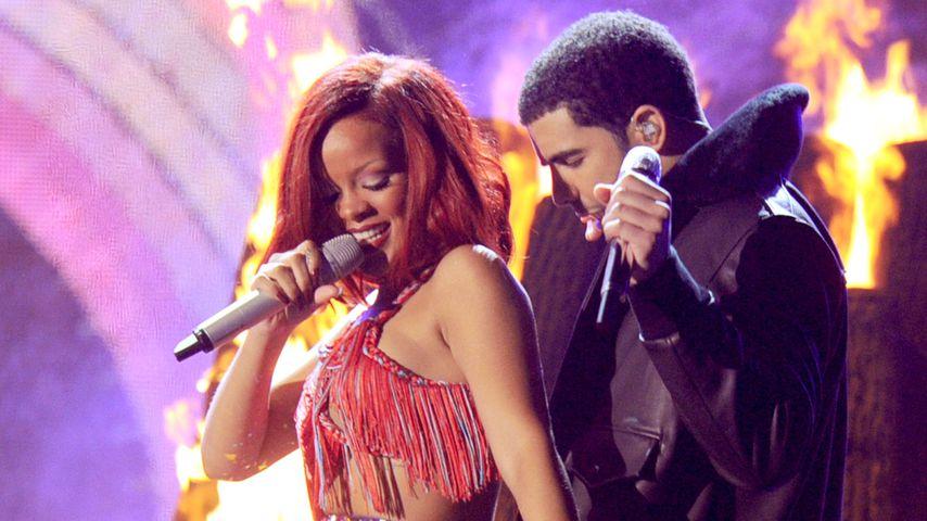 """""""Königin von Allem"""": Hat Drake noch Gefühle für Rihanna?"""