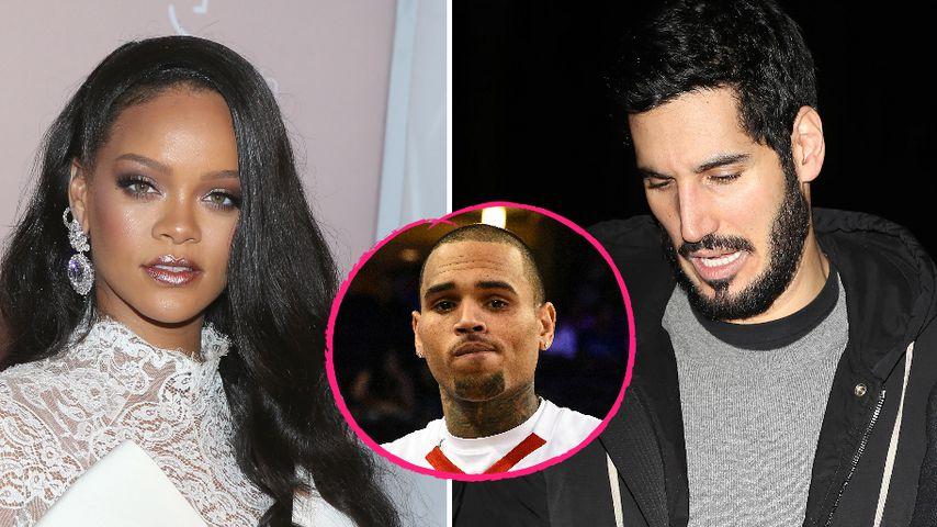 Rihannas Turtel-Comeback mit Hassan: Chris Brown am Boden
