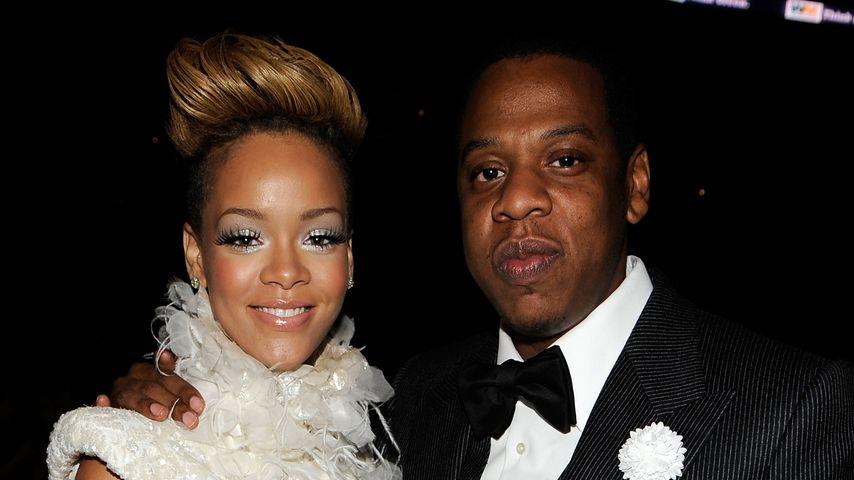 Nach zehn Jahren: Planen Rihanna & Jay-Z gemeinsamen Song?