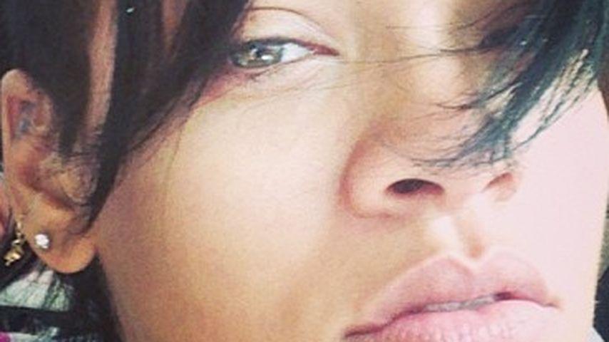 """Natur pur: Rihanna zeigt sich """"oben ohne""""!"""