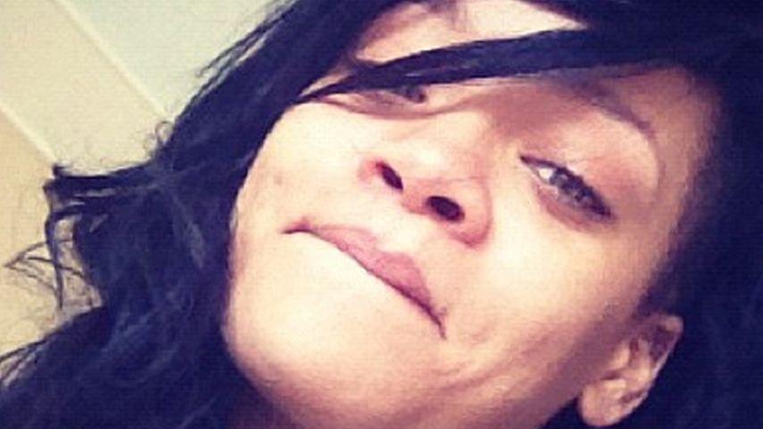 So schön sieht Rihanna ohne Make-up aus