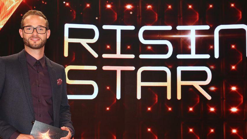 """Für """"Rising Star"""" hebt sich die Wand leider nicht"""