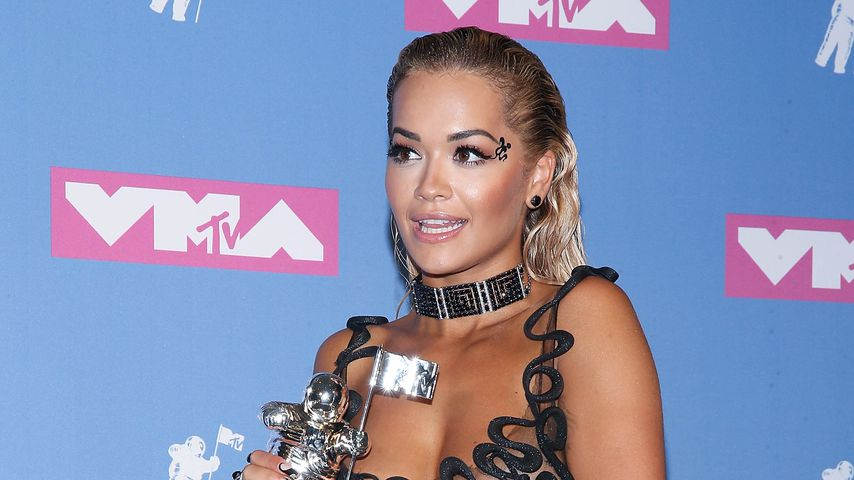Rita Ora bei den MTV Video Music Awards 2018 in New York