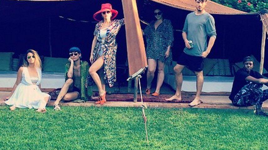 Marokko-Flair: So toll war Rita Oras Geburtstag