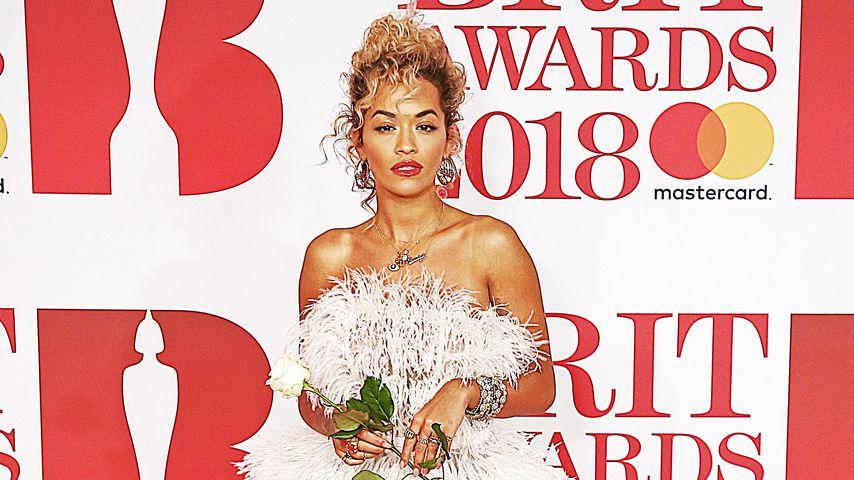 Rita Ora bei den BRIT Awards 2018