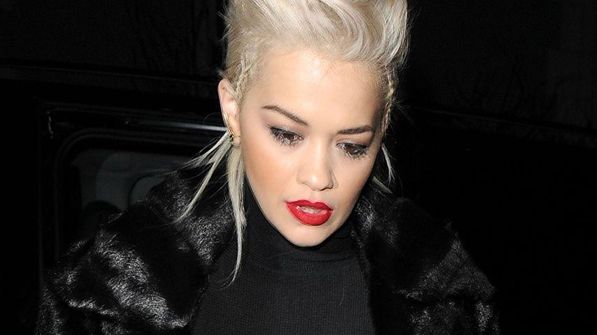 Rita Ora super sexy! Diese Nippel lassen keine Fragen offen