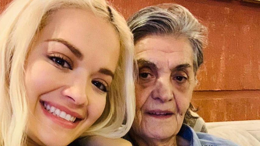 Rita Ora trauert: Ihre geliebte Großmutter ist verstorben